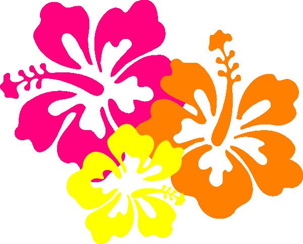 Hawaiian Knox Little Athletics Centre Inc Hibiscus Clip Art Hawaiian Flowers Flower Clipart