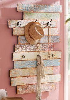 Garderobenpaneel Pastell Dekorative Garderobe Online Kaufen In