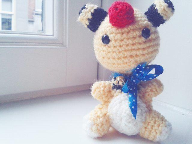 Cute chibi Ampharos. #ampharos #chibi #amigurumi #pokemon #pokemon20 ...