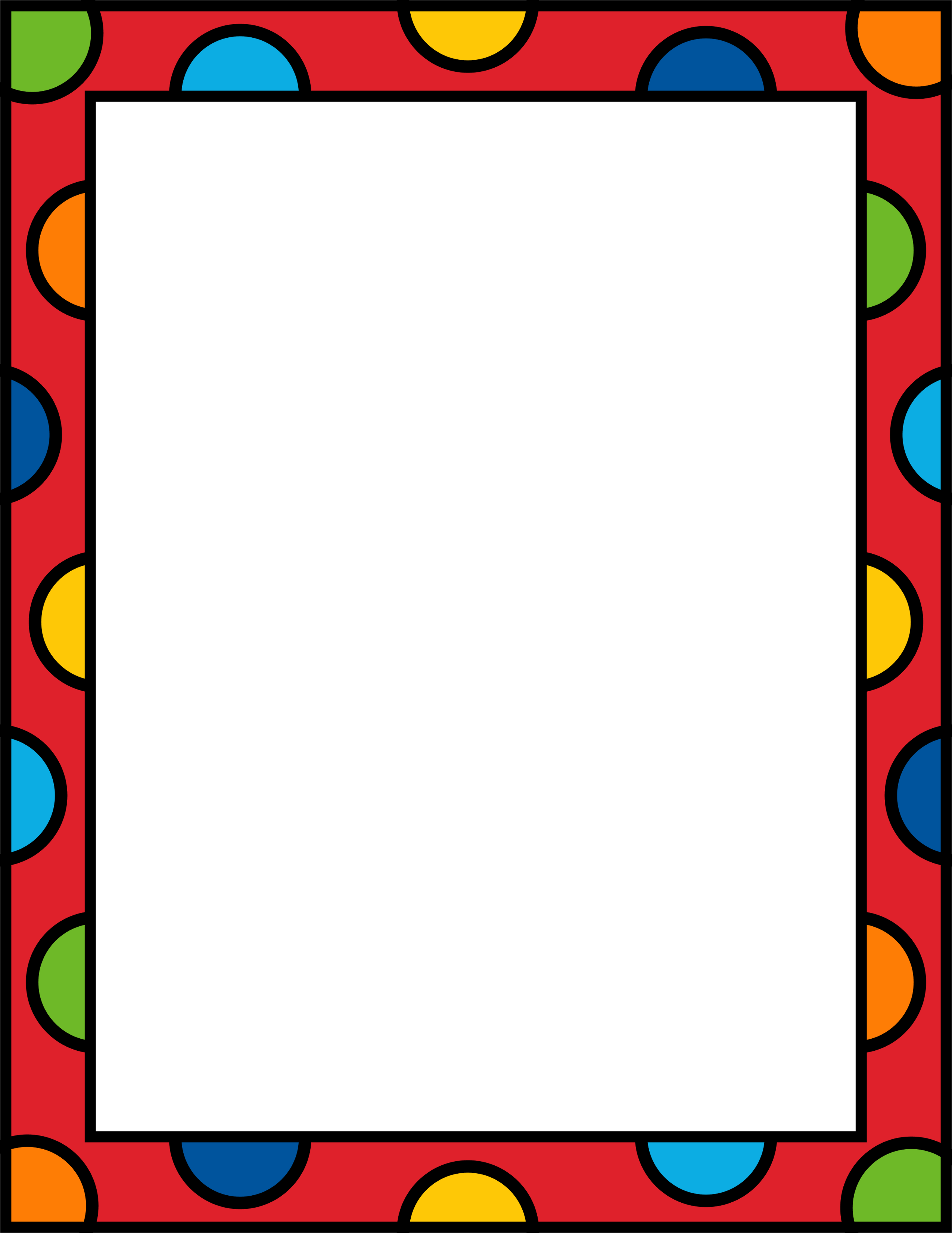 Frame Marcos Clipart Borders