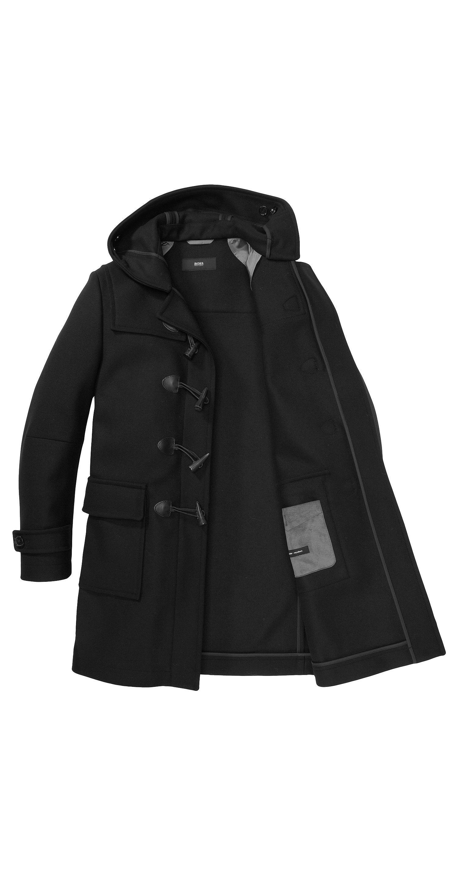 9e6957eaa85 Hugo Boss duffle coat