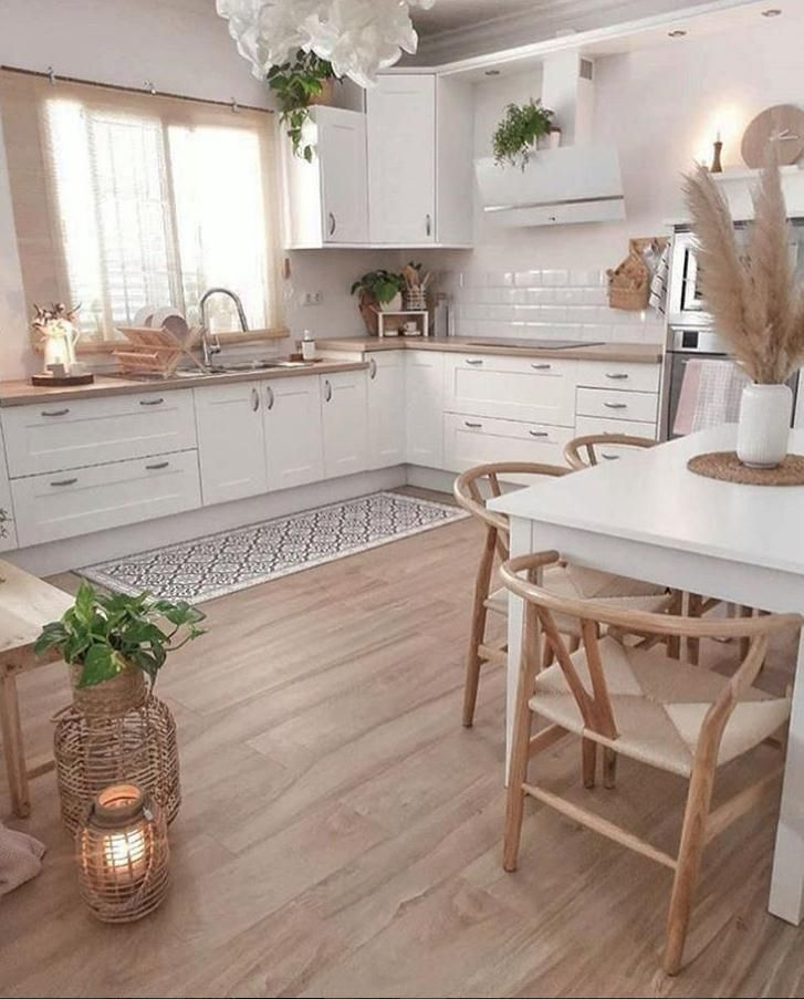 41 Beautiful Kitchen Ideas & Designs In Your Home Decoration