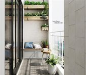 Photo of Minimalist Balcony Ideas: A New Trend – Unique Balcony & Garden Decoration and E…