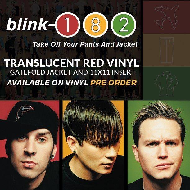 Idea By Glynne Owen On Cool Shit Vinyl Studio Album Blink 182