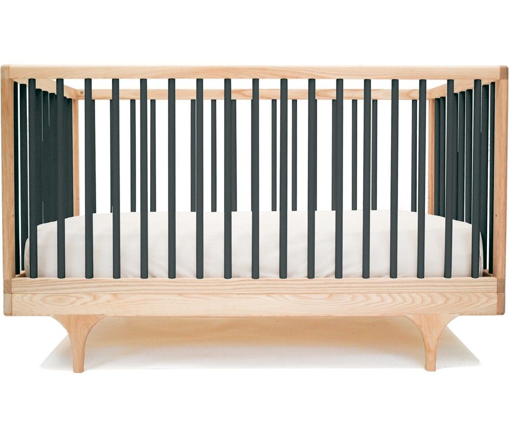 I M Often Asked How To Design A Small Nursery Space One Of The Best Options For Really Utilizing The S Cribs For Small Spaces Small Baby Cribs Best Baby Cribs