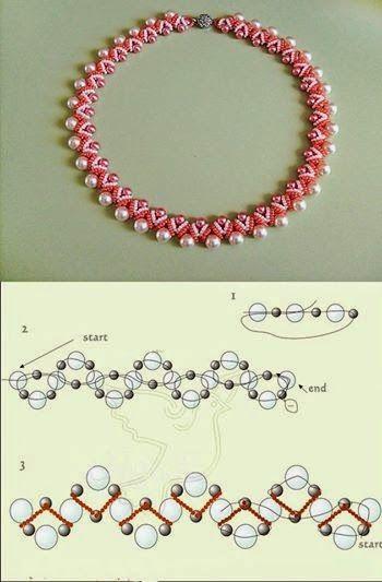 collier perle de noa