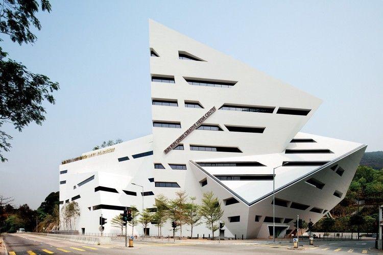 Architecture déconstructiviste une rupture extraordinaire avec les traditions