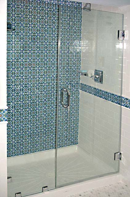 Best Types Of Bathroom Doors With Images Frameless Glass