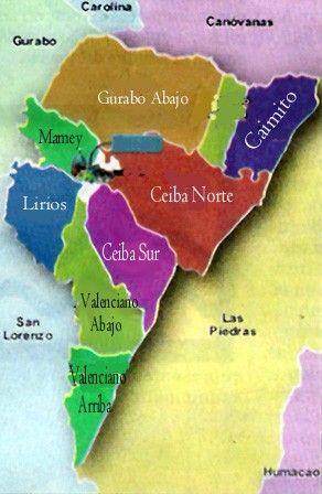 Juncos Puerto Rico Jucos Se Encuentra En El área Del Centro Este