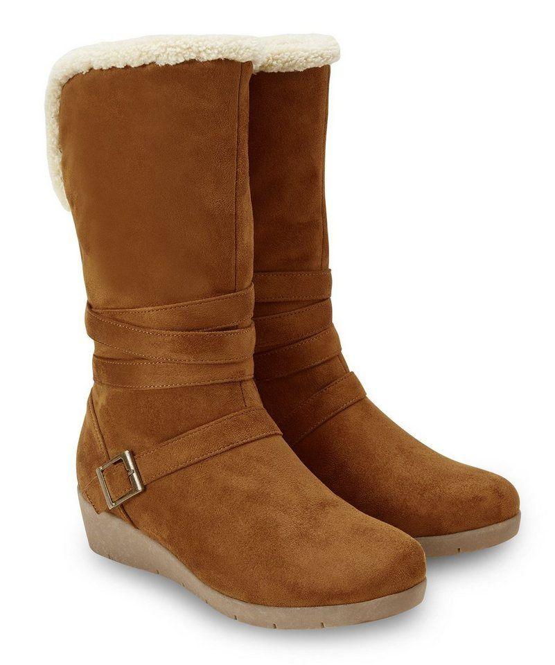 Joe Browns »Joe Browns Damen Keilabsatz Stiefel mit