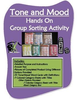grade 3 tone and mood test
