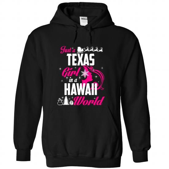 TEXAS-HAWAII girl XmasPink - #best friend shirt #tshirt blanket. PURCHASE NOW => https://www.sunfrog.com/States/TEXAS-2DHAWAII-girl-XmasPink-Black-Hoodie.html?68278