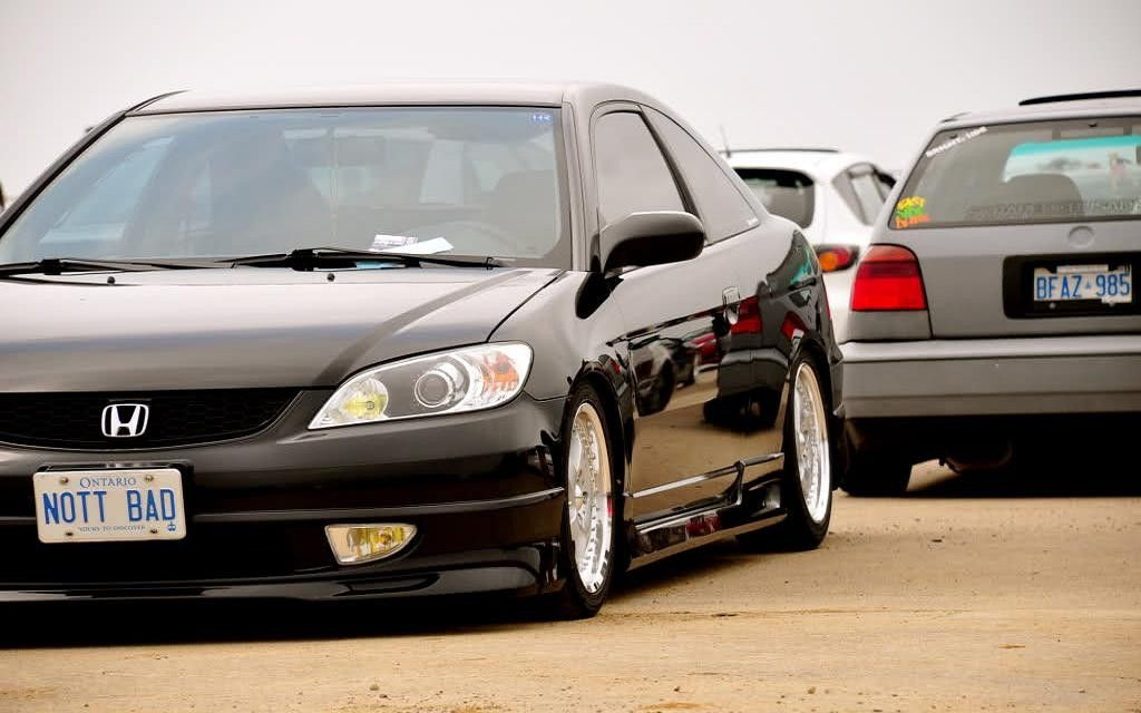honda civic em2 seventh generation stance. Black Bedroom Furniture Sets. Home Design Ideas