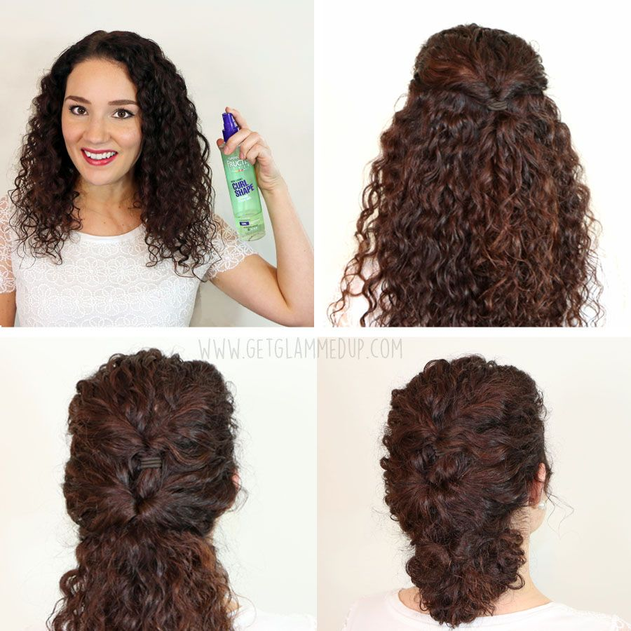 Easy Hairstyles For Curly Hair Enchanting Curlytwistswcu 900×900 Pixels  Hair Ideas  Pinterest  Easy
