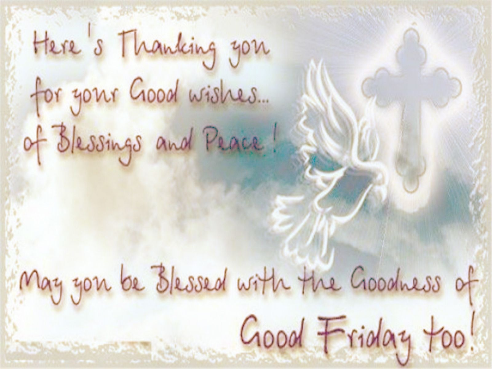 Best Good Friday Wishes Messages Angel Pinterest Friday