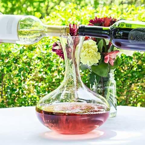 Lovely idea. Unity wine