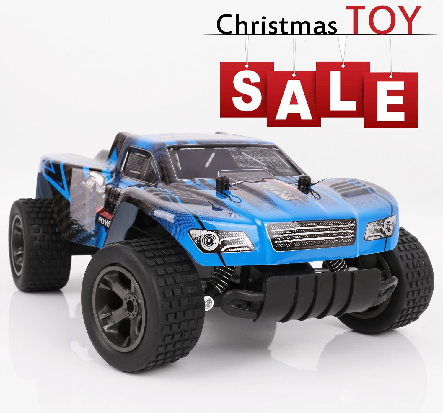 RC Cars All Terrain Remote Control High Speed Telecar froad