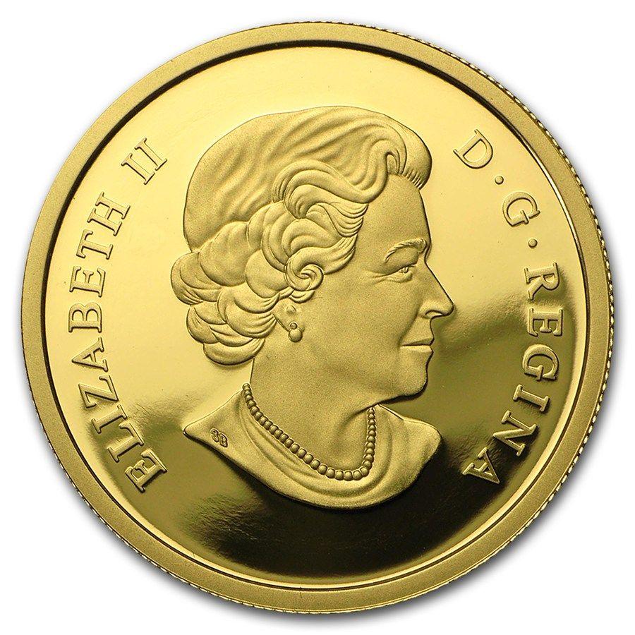 Canada 50 Dollars Gold Coin 2017
