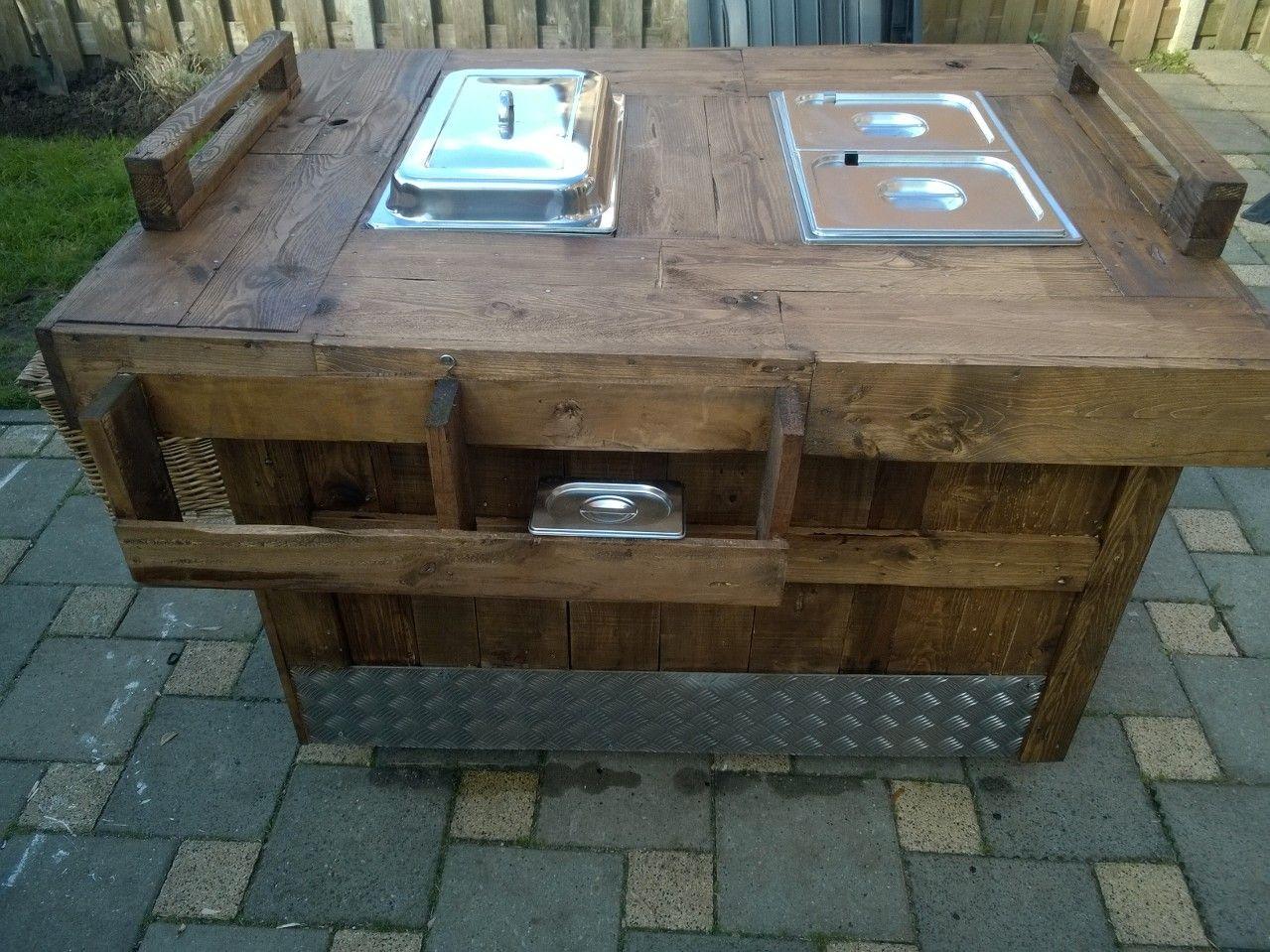 gemaakt van gerecycled pallethout pallets zijn gratis verkregen