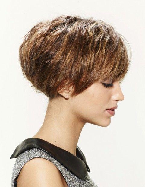 100 coiffures printemps-été 2013   Coiffure mariage cheveux courts, Coiffure et Cheveux courts