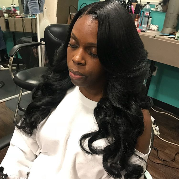 Pin By Lakeshia Taylor On Sew In Pinterest Hair Style Hair