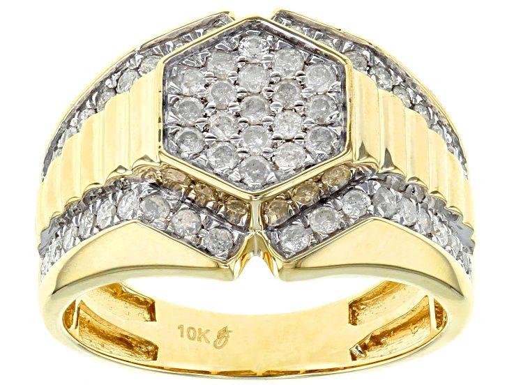 Pin By Hava Shala On Diamond Earrings In 2020 Gents Ring Diamond White Diamond