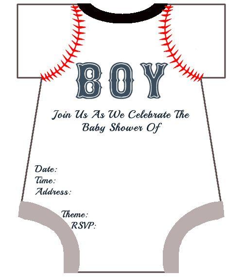 Free Mod Monkey Invitation Template BABY SHOWER MATHEO - free online baby shower invitations templates