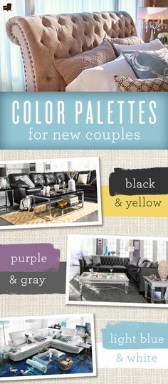 Create A Home You And Your Partner Will Both Enjoy By Choosing The Right  Colors!