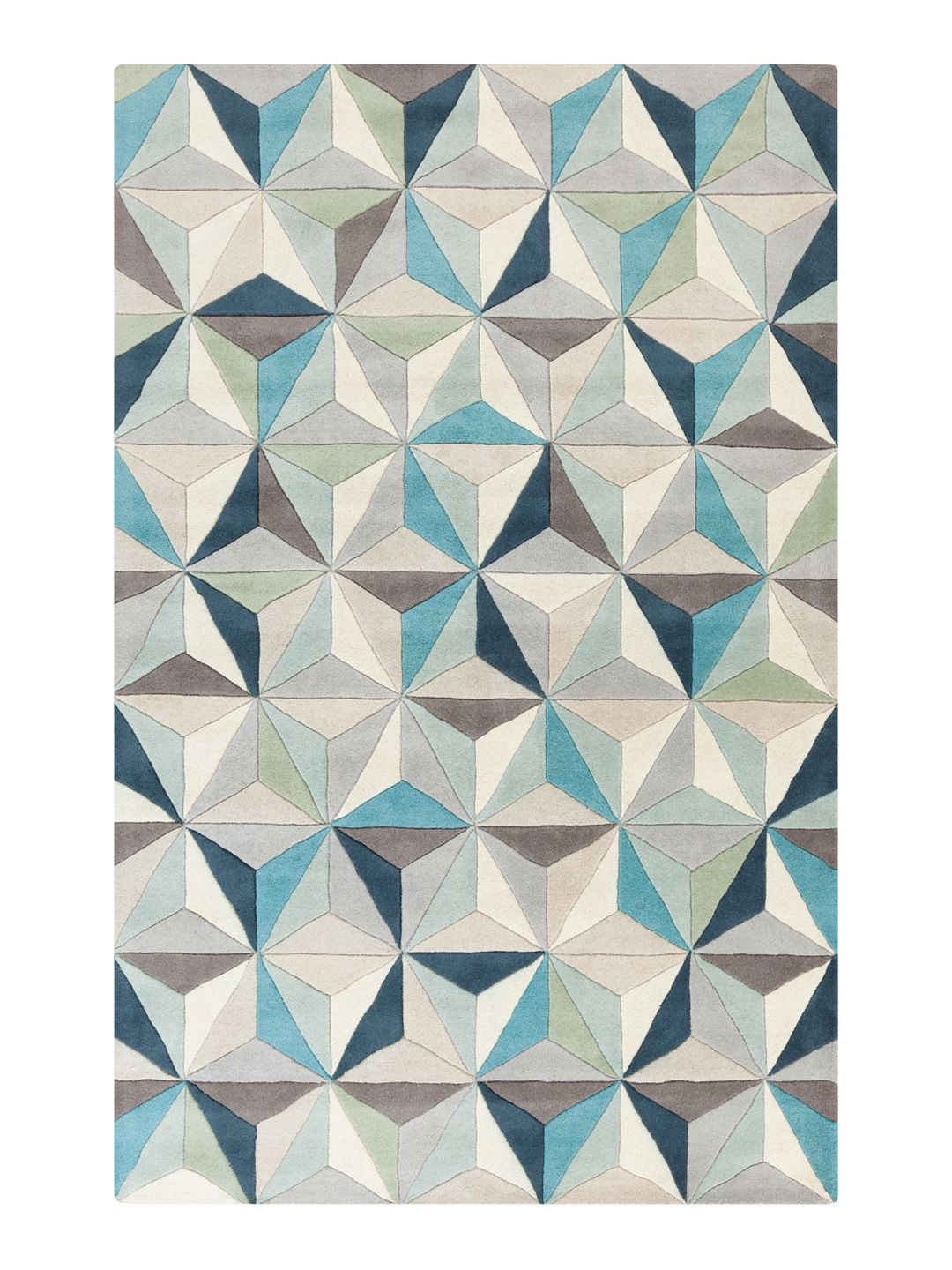 Oasis Hand-Tufted Rug by Surya at Gilt