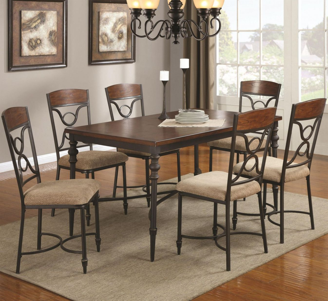 99 Cherry Wood Dining Room Chairs  Modern Affordable Furniture Unique Cherry Wood Dining Room Set Review