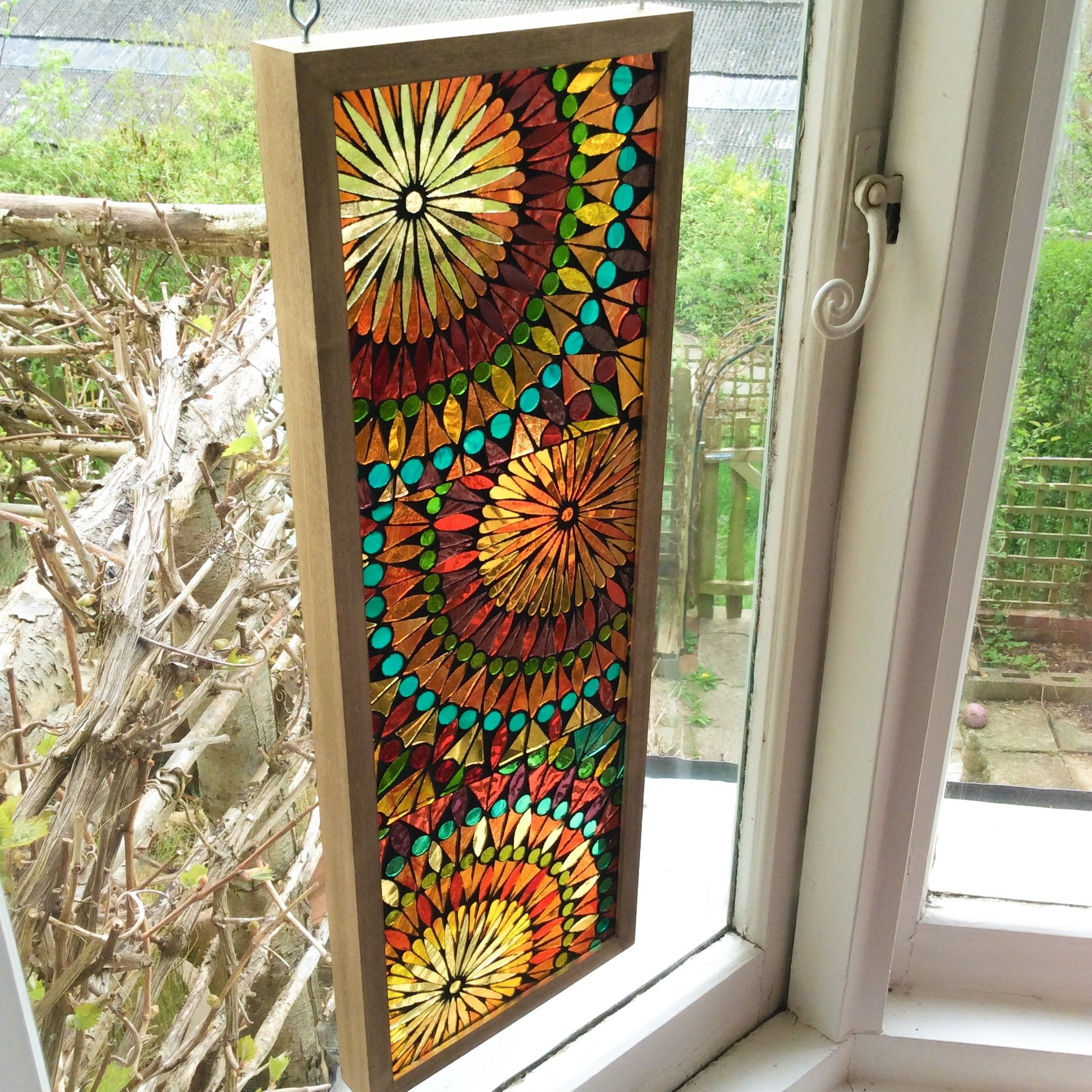 Stained Glass And Mosaics In Stroud