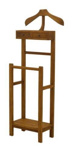 herrendiener madrid stummer diener teakholz teak kleiderstaender n m bel pinterest. Black Bedroom Furniture Sets. Home Design Ideas