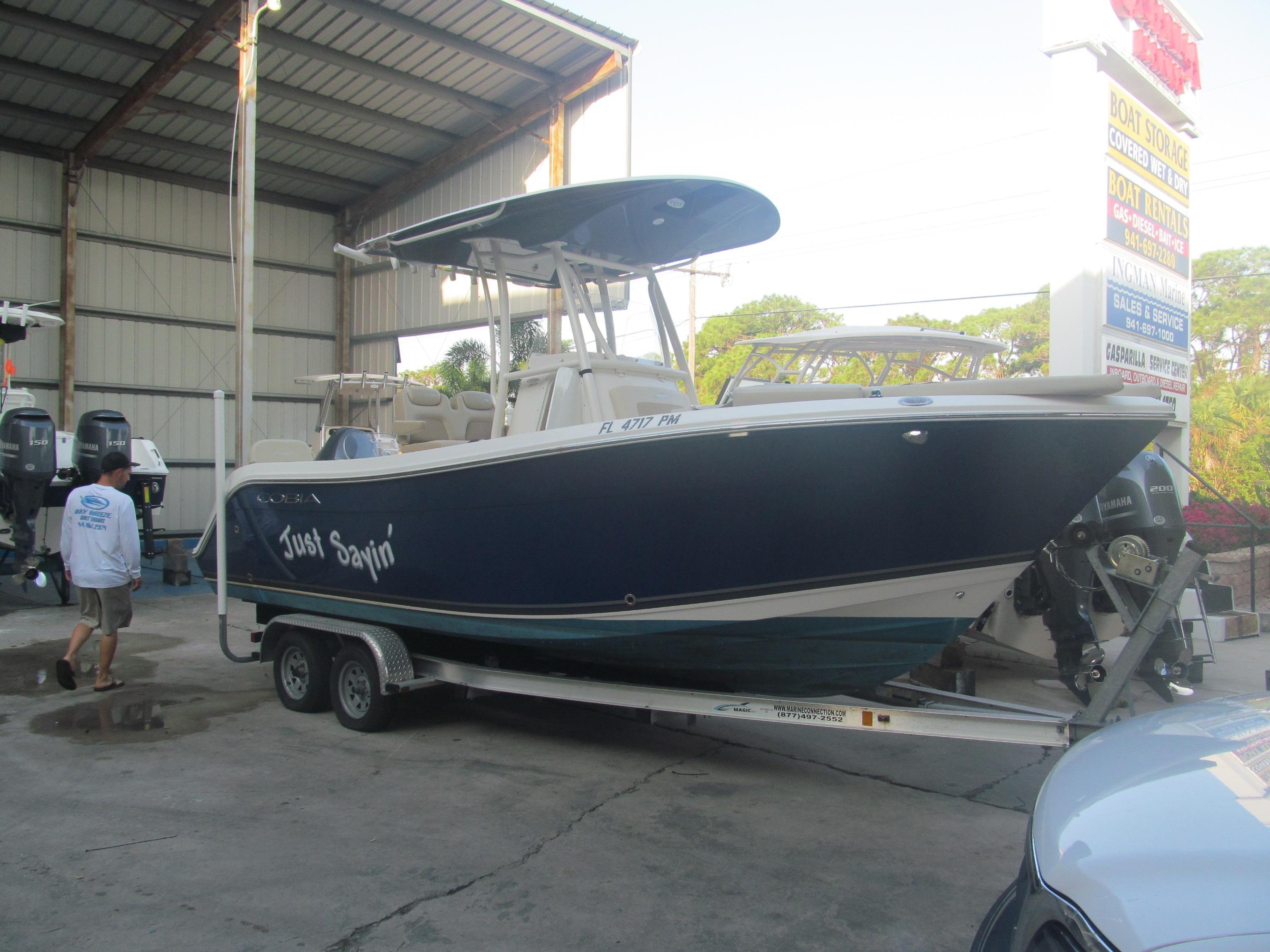 Used 2013 Cobia Boats 217 Center Console, Port Charlotte, Fl