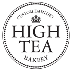 Weddings: Menu & Pricing - High Tea Bakery