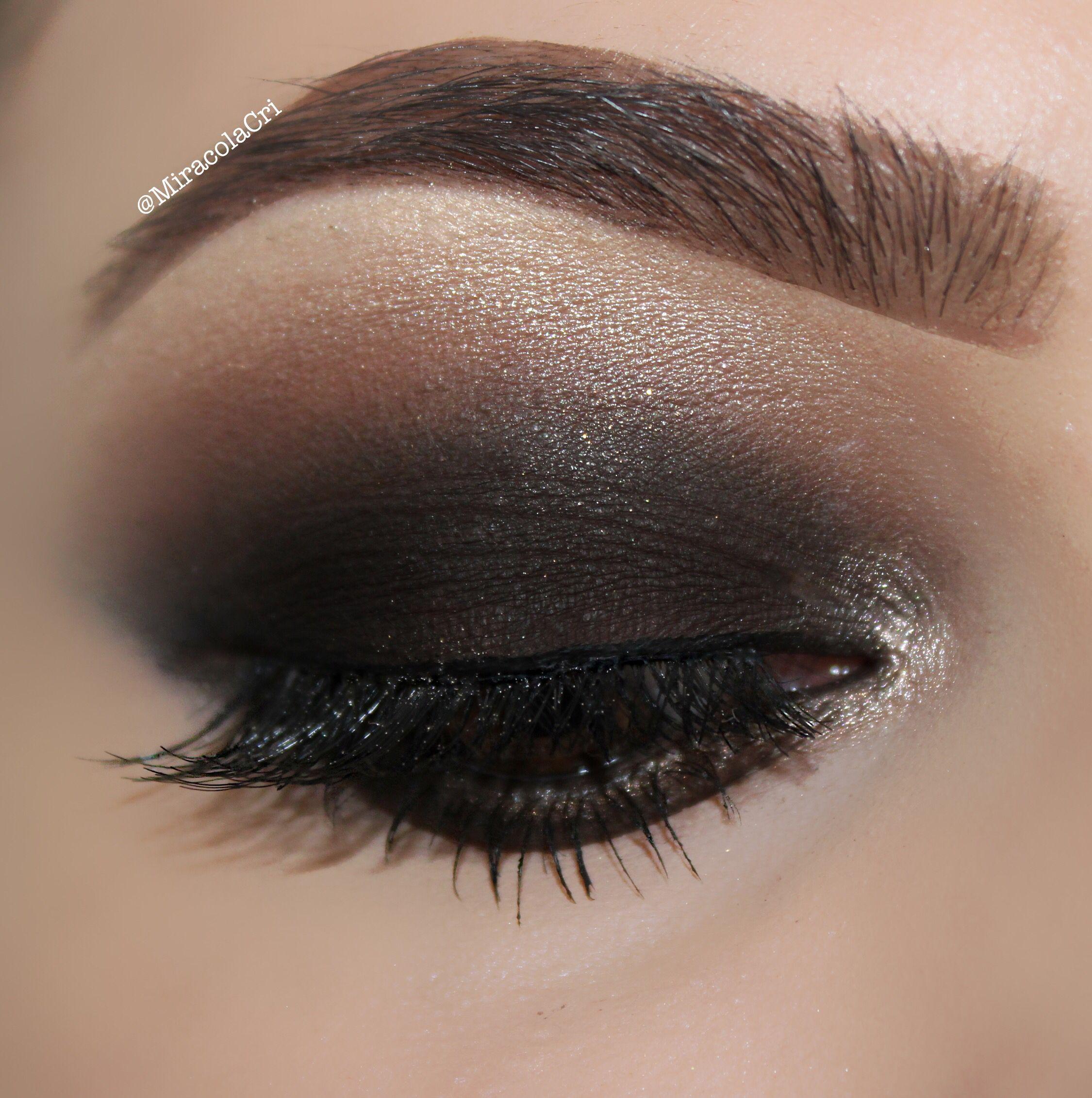 smokey eyes with glitter tear makeup   makeup, glitter