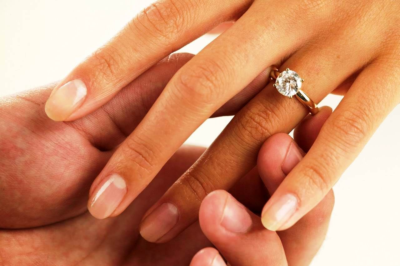 Engagement Wallpaper Engagement Ring On Hand Engagement Rings On Finger Wedding Ring Finger