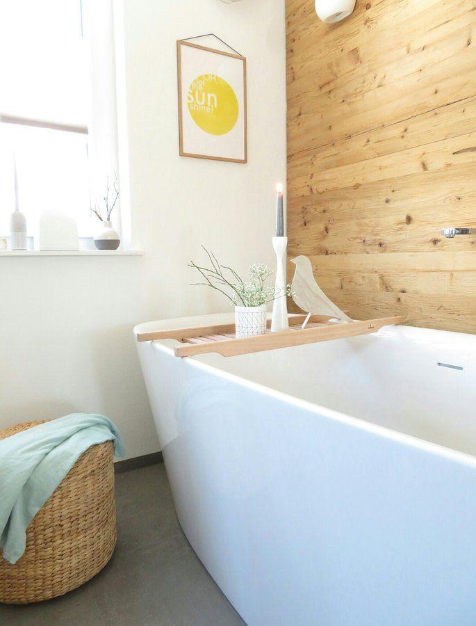 Frischer Wind im Bad Badezimmer, Querbeet und Neue wohnung