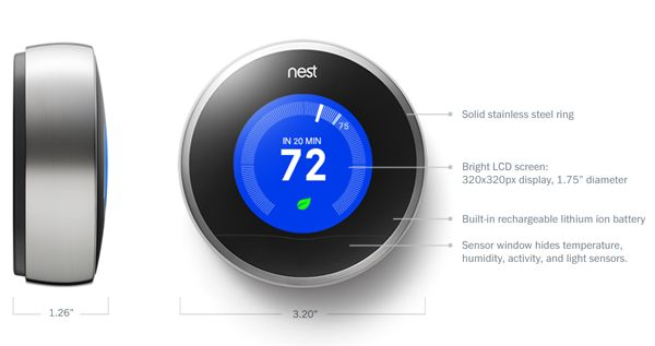 Looking For The Best Wi Fi Thermostat Read My Detailed Reviews Of The Top Three Models Including Nest Honeywell And White Rodgers