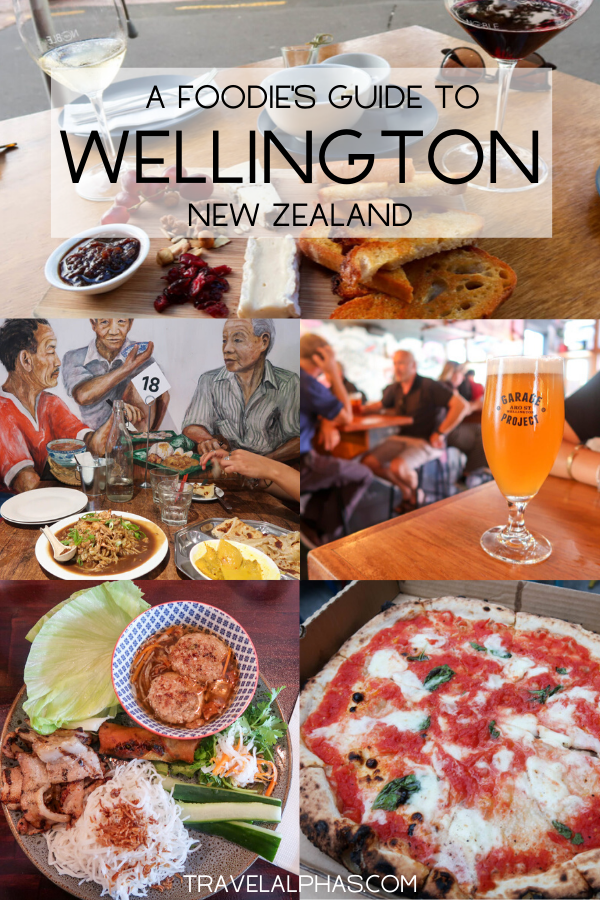 Wellington Foodie Guide Where To Eat Drink In Wellington New Zealand Wondering Where The Best New Zealand Food Restaurants In Wellington Wellington Food