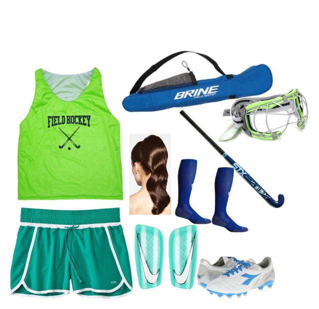 Basic Field Hockey Outfit Field Hockey Outfits Hockey Outfits Sport Outfits