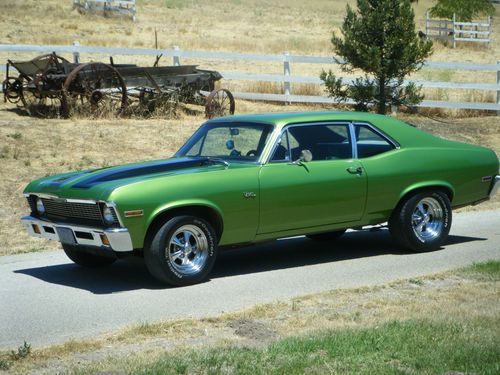 Purchase Used 1971 Chevrolet Nova Base Coupe 2 Door In Templeton California United States In 2020 Chevy Muscle Cars Chevrolet Nova Chevy Nova
