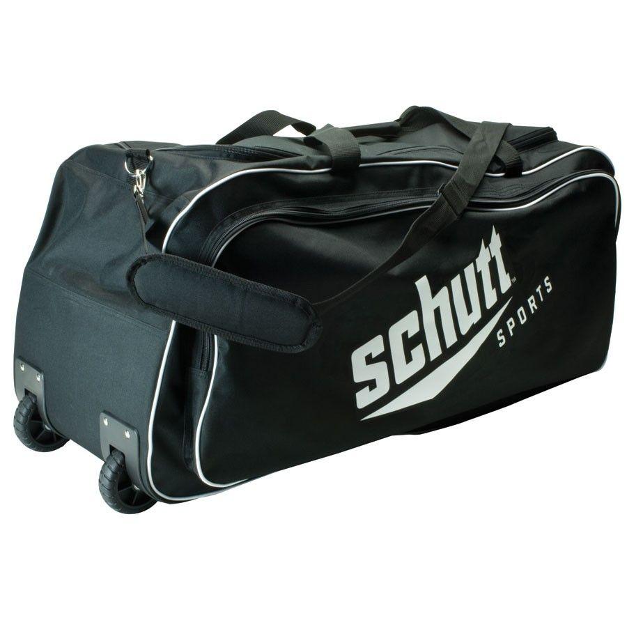 Schutt Wheeled Team Equipment Bag Football Equipment Bags Bags Gear Bag