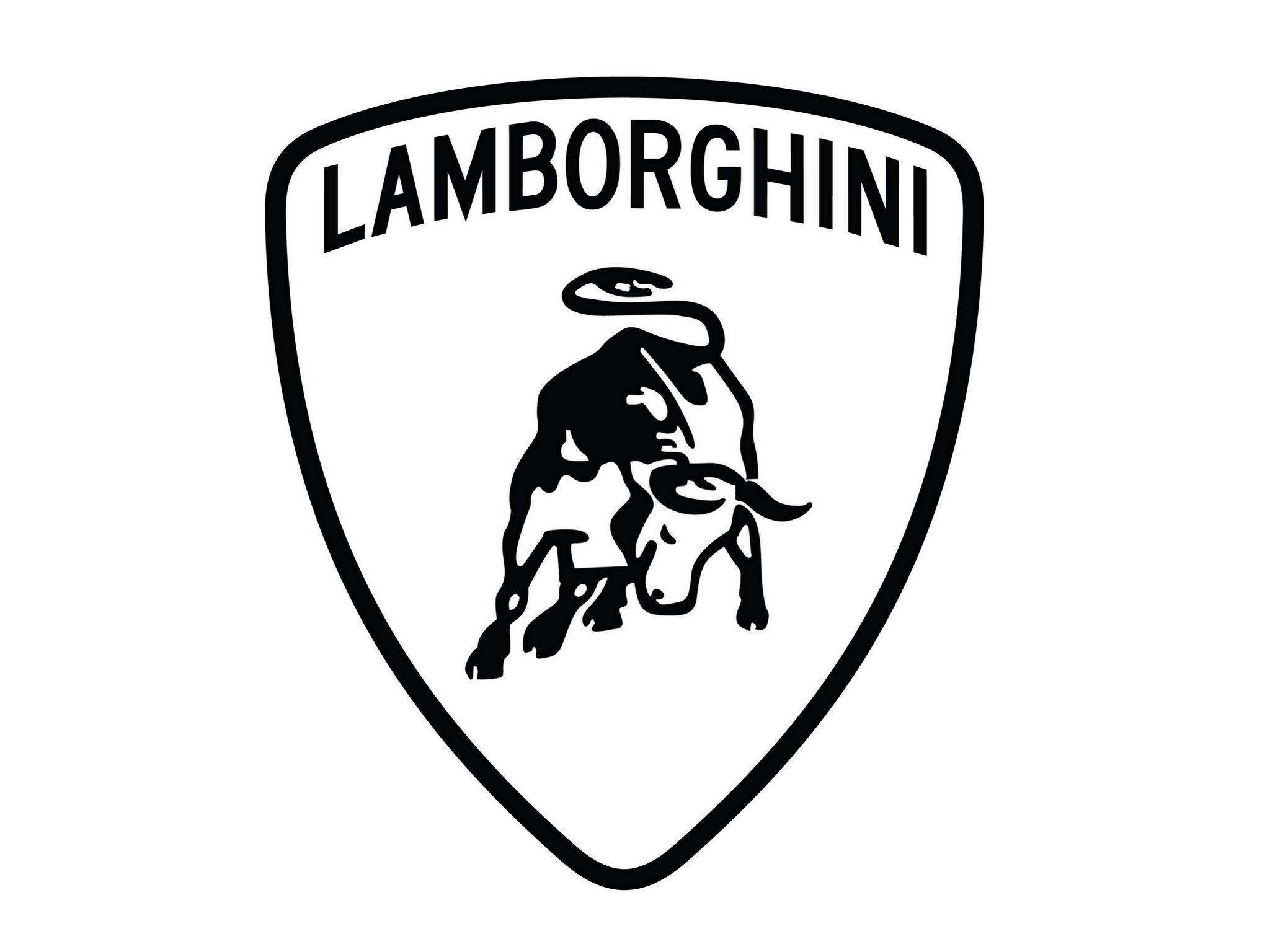 Lamborghini Car Logo 1024x576 Hd 16 9 No 938 Wallpapers Black