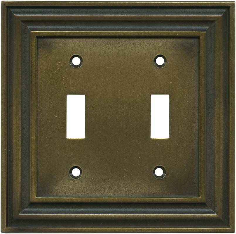 Antique Brass Wall Plates Pleasing Rustic Edges Light Switch Plates Outlet Covers Wallplates  In My 2018