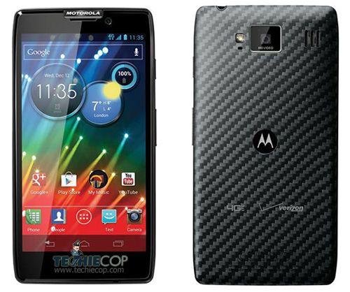 Motorola Droid Razr HD Review Fast performance, huge