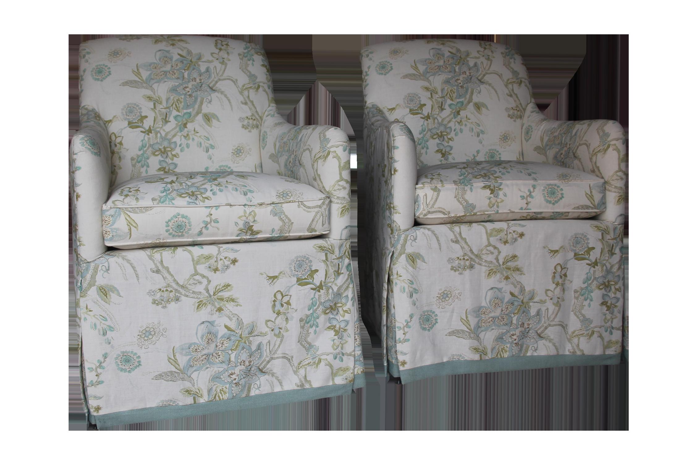 Lindsay Chair, Hickory Chair Furniture - Pair  Furniture chair