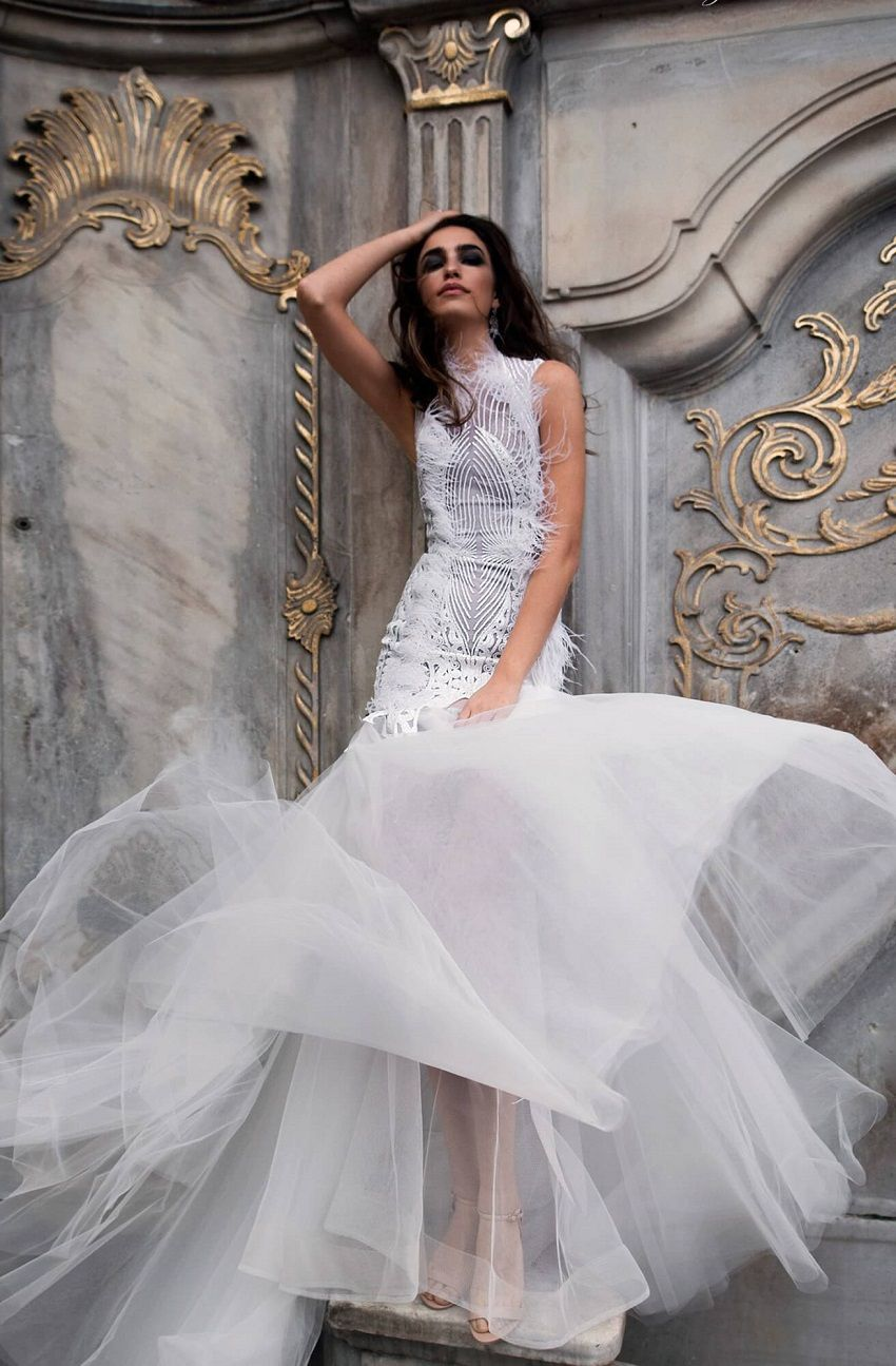 """Bjer"" BLAMMO-BIAMO Wedding Dress Inspiration"