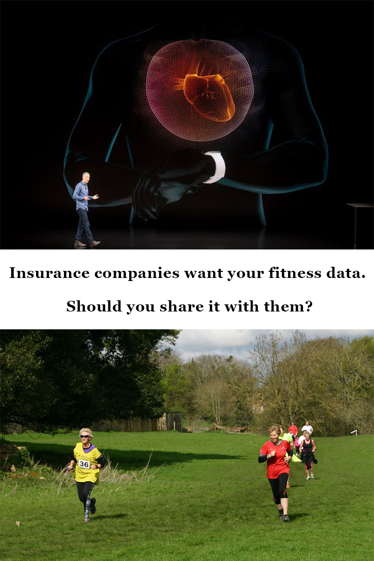 Insurance Companies Want Your Fitness Data Should You Share It