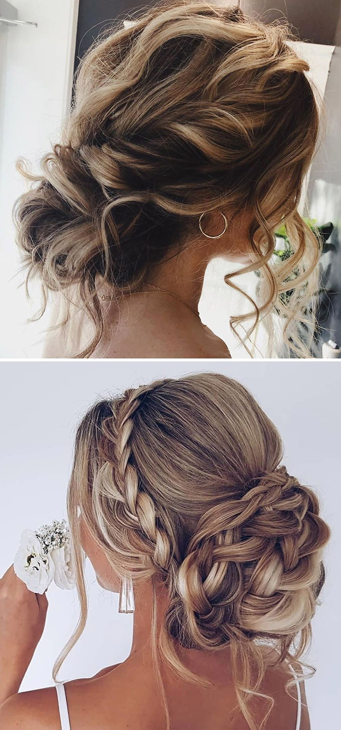 20 Easy and Perfect Updo Hairstyles for Weddings ...