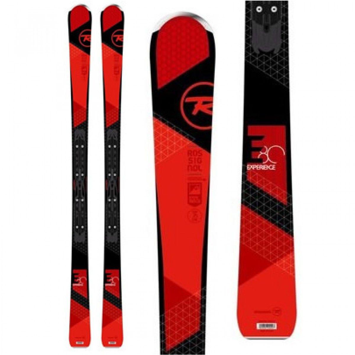 Rossignol Experience 80 W Xel 110 Bindings 15 16 Golf Ski Warehouse Mens Skis Binding Skiing